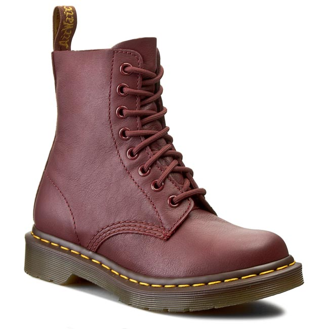 Kerzai DR. MARTENS - Pascal 13512411 Cherry Red