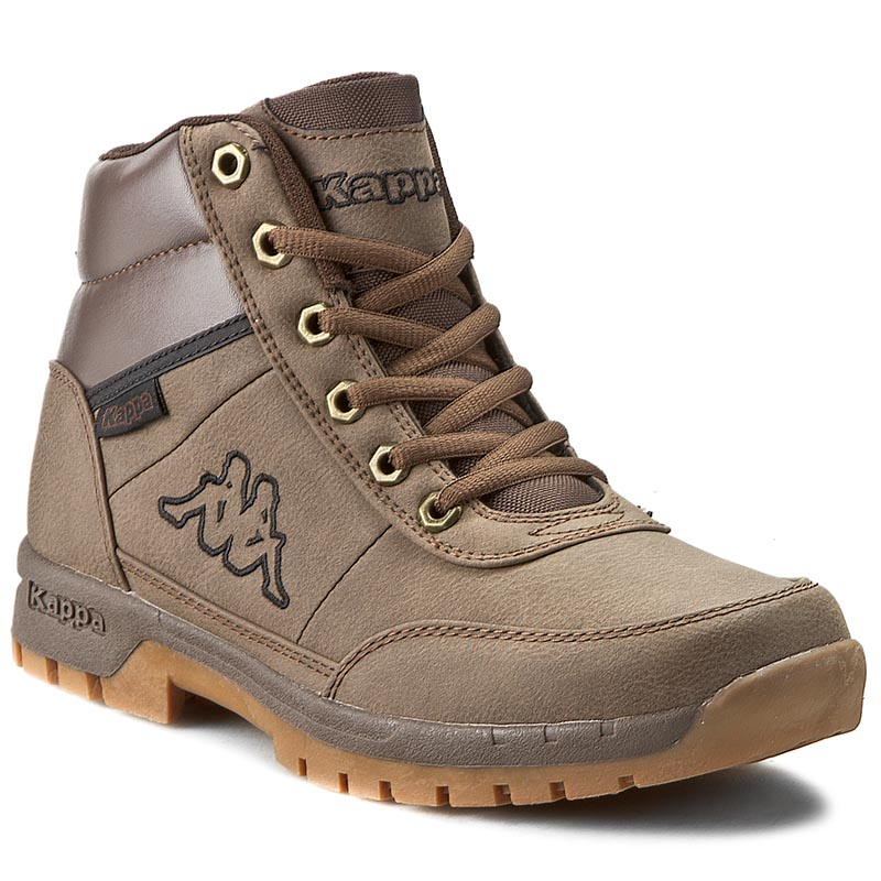 Turistiniai batai KAPPA - Bright Mid Light 242075 Brown 5050