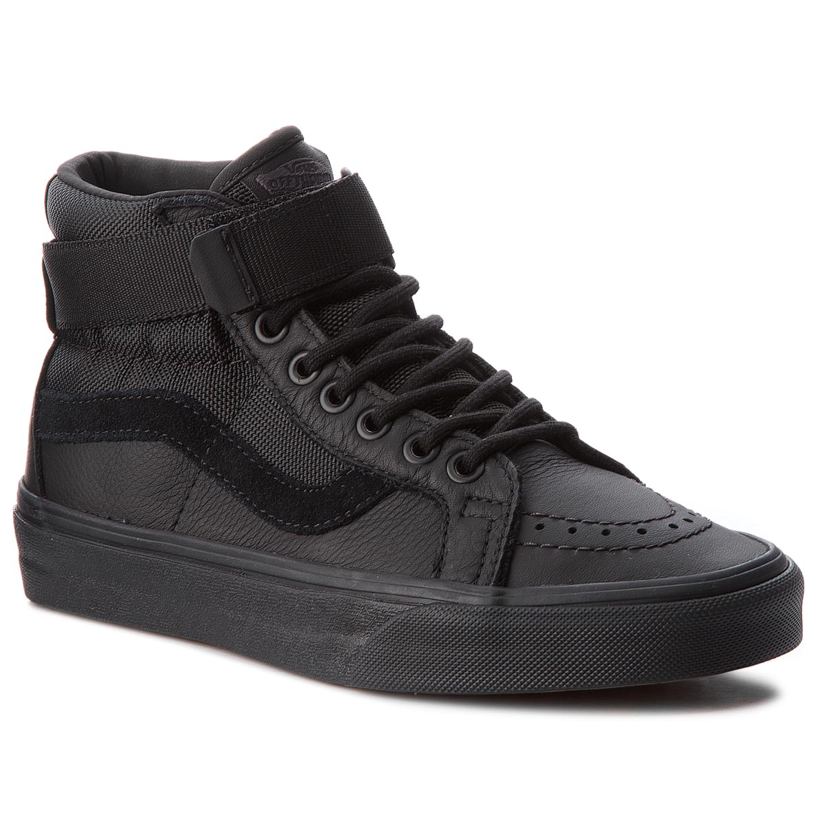 58a3147dfd Sneakersy VANS - Sk8-Hi Reissue VN0A3QY2UB4 (Leather) Ballistic Black