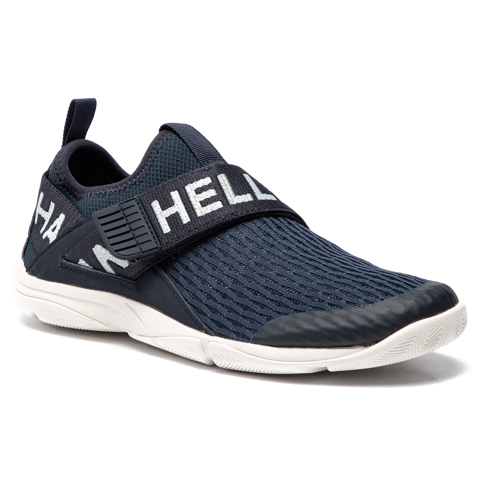 Batai HELLY HANSEN - Hydromoc Slip-On Shoe 114-68.597 Navy/Bleached Aqua/Off White