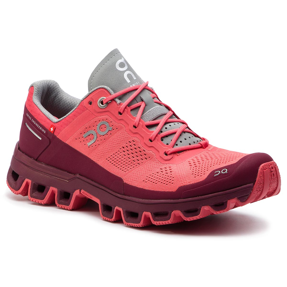 Batai ON - Cloudventure 00022 Coral/Mulberry 99952