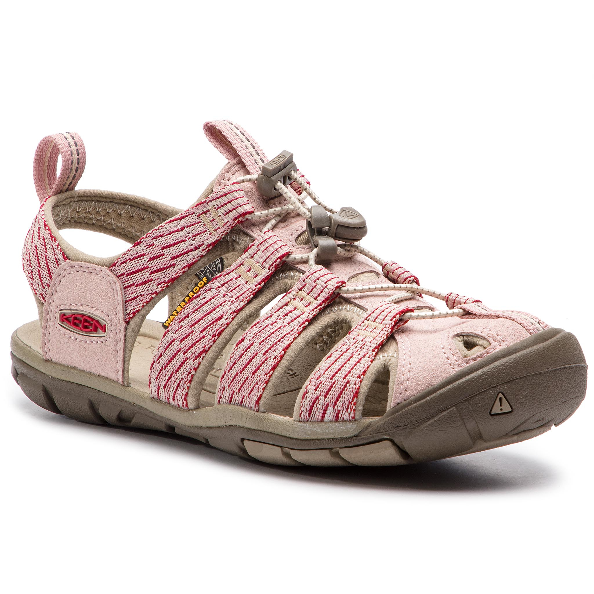 Basutės KEEN - Clearwater Cnx 1020665 Sepia Rose/Turtle Dove