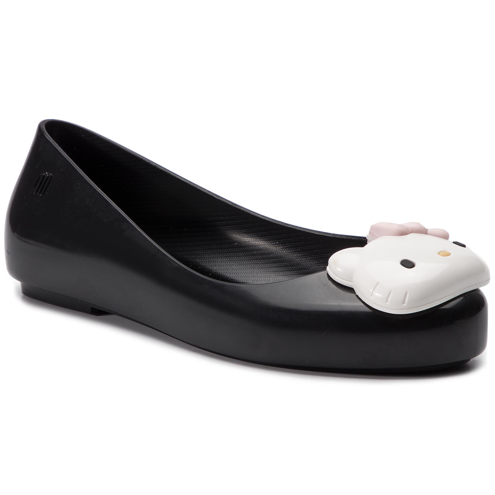 Balerinos MELISSA - Mel Space Love+Hello Kitty I 32678 Black/White 51492