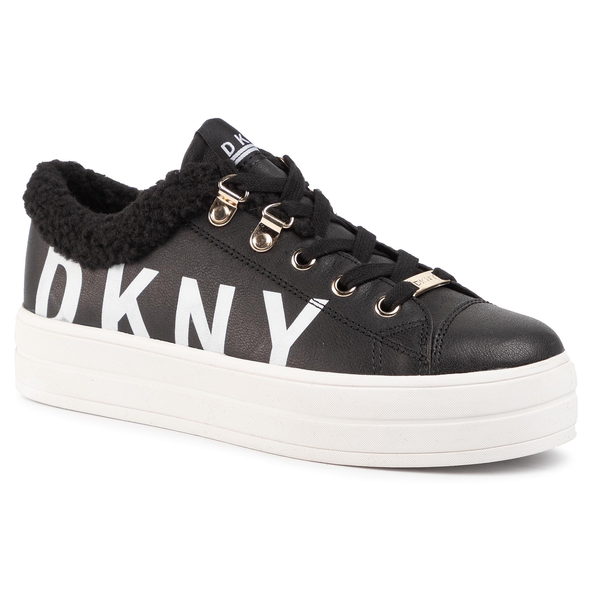 Sneakersy DKNY - Suri K3904168 Black
