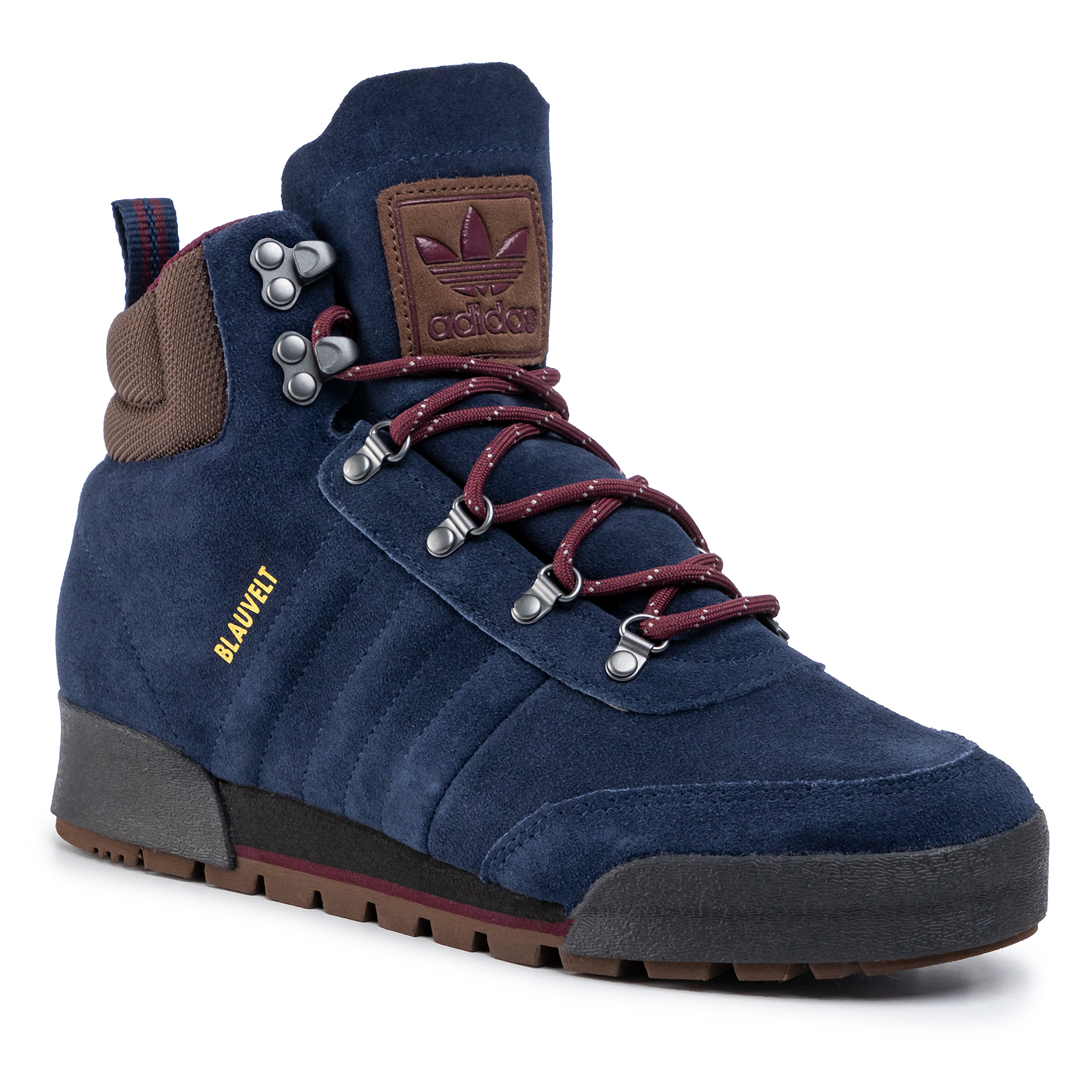 Batai adidas - Jake Boot 2.0 EE6207 Conavy/Maroon/Brown