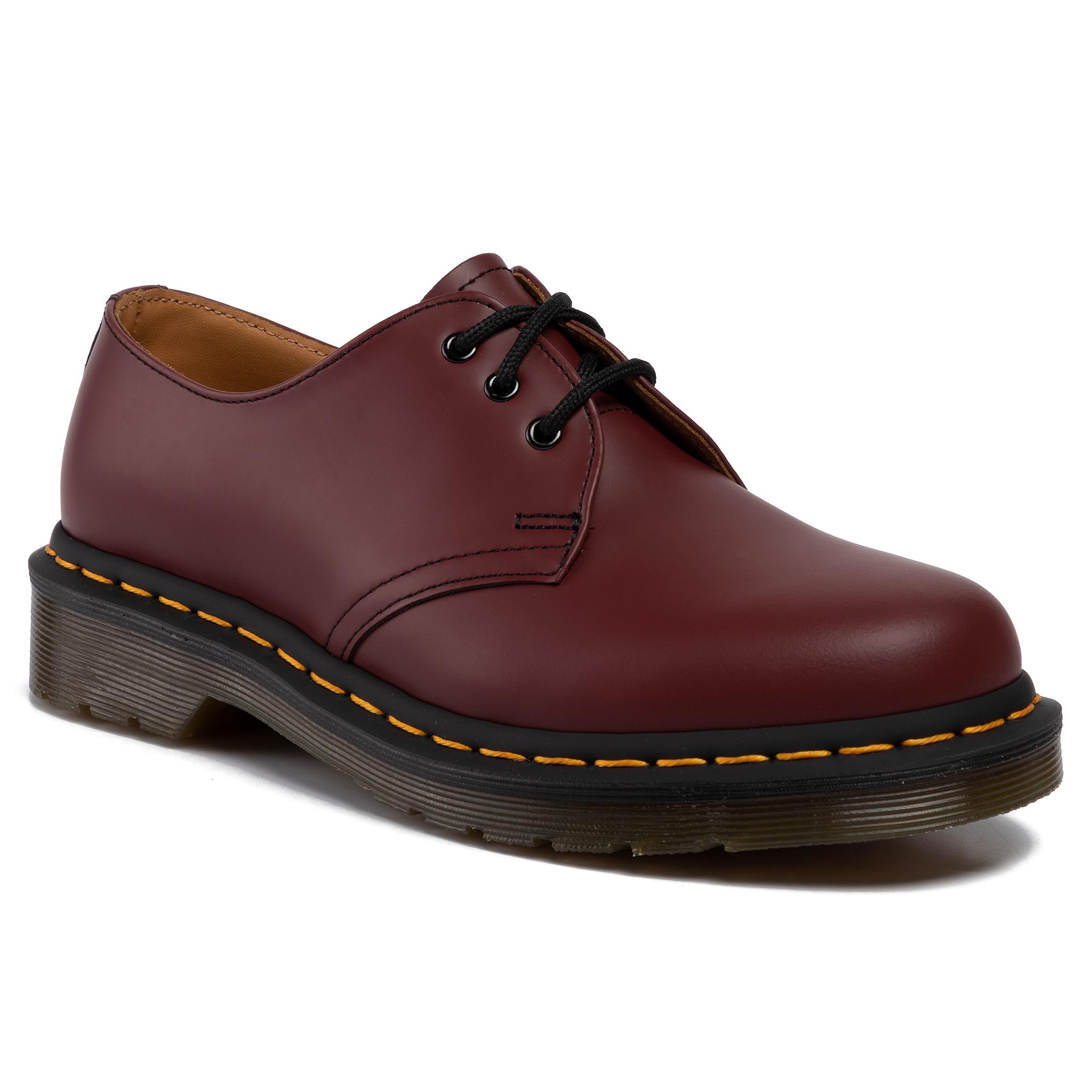 Batai DR. MARTENS - 1461 11838600 Cheery Red/Smooth