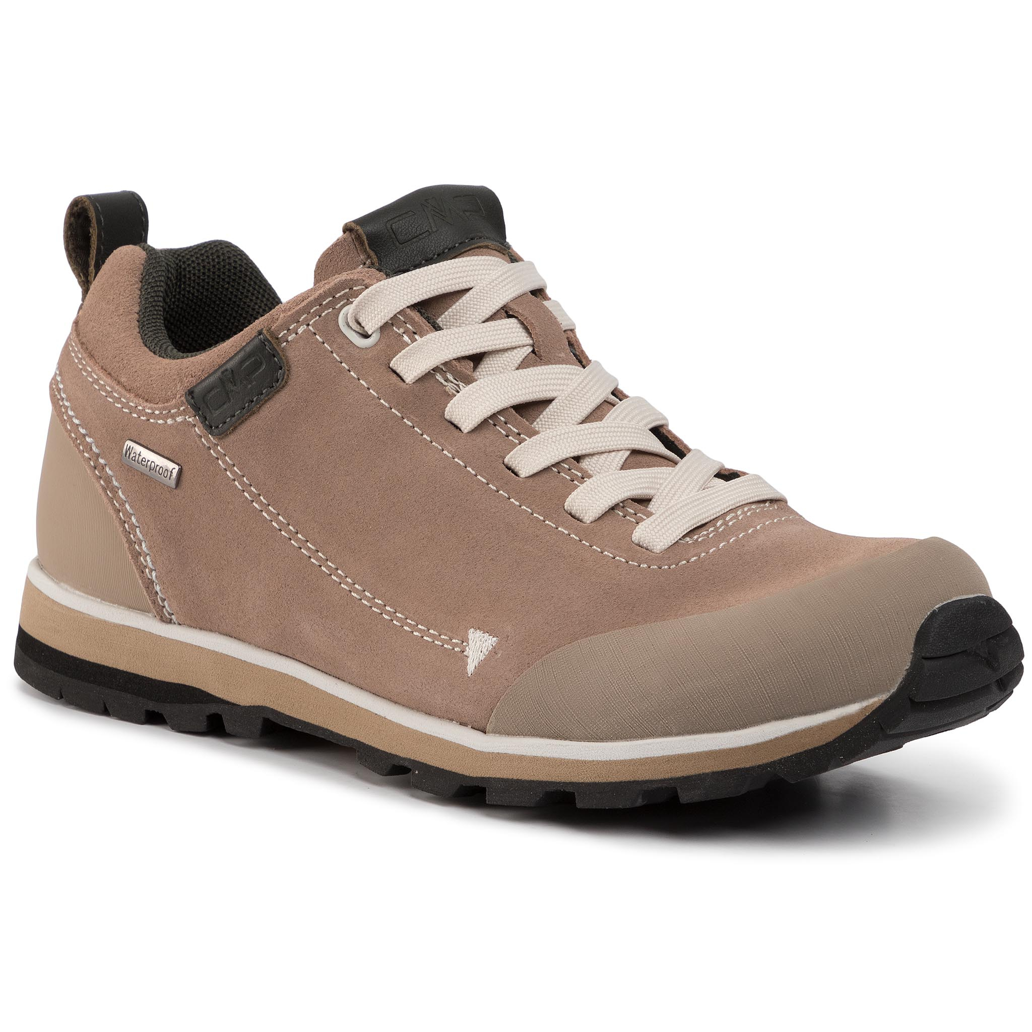 Turistiniai batai CMP - Elettra Low Hiking Shoe Wp 38Q4616 Desert P613