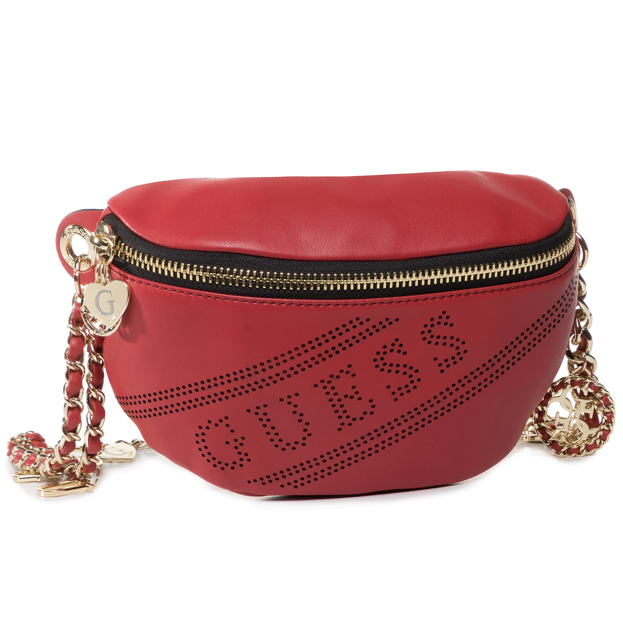 Rankinė ant juosmens GUESS - Not Coordinated Belts BW7327 P0220 RED