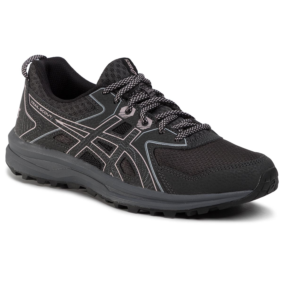 Batai ASICS - Trail Scout 1012A566 Graphite Grey/Watershed Rose 020