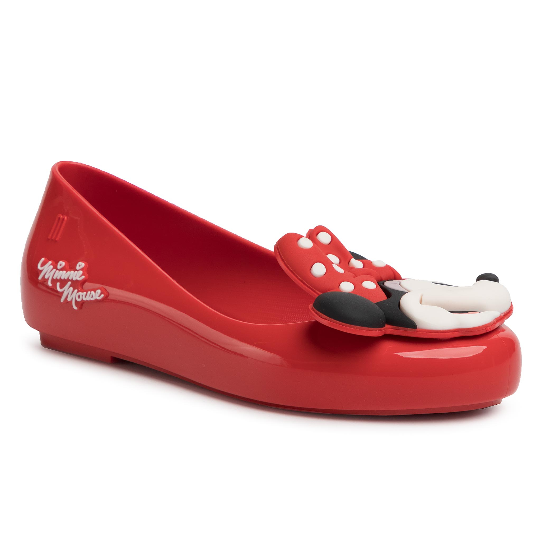 Balerinos MELISSA - Mel Sweet Love + Minnie Inf 32807 Red 01371