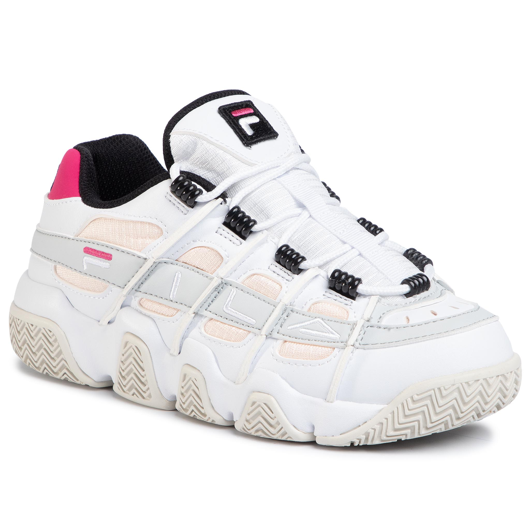 Sneakersy FILA - Uproot Wmn 1010855.92V White/Rosewater