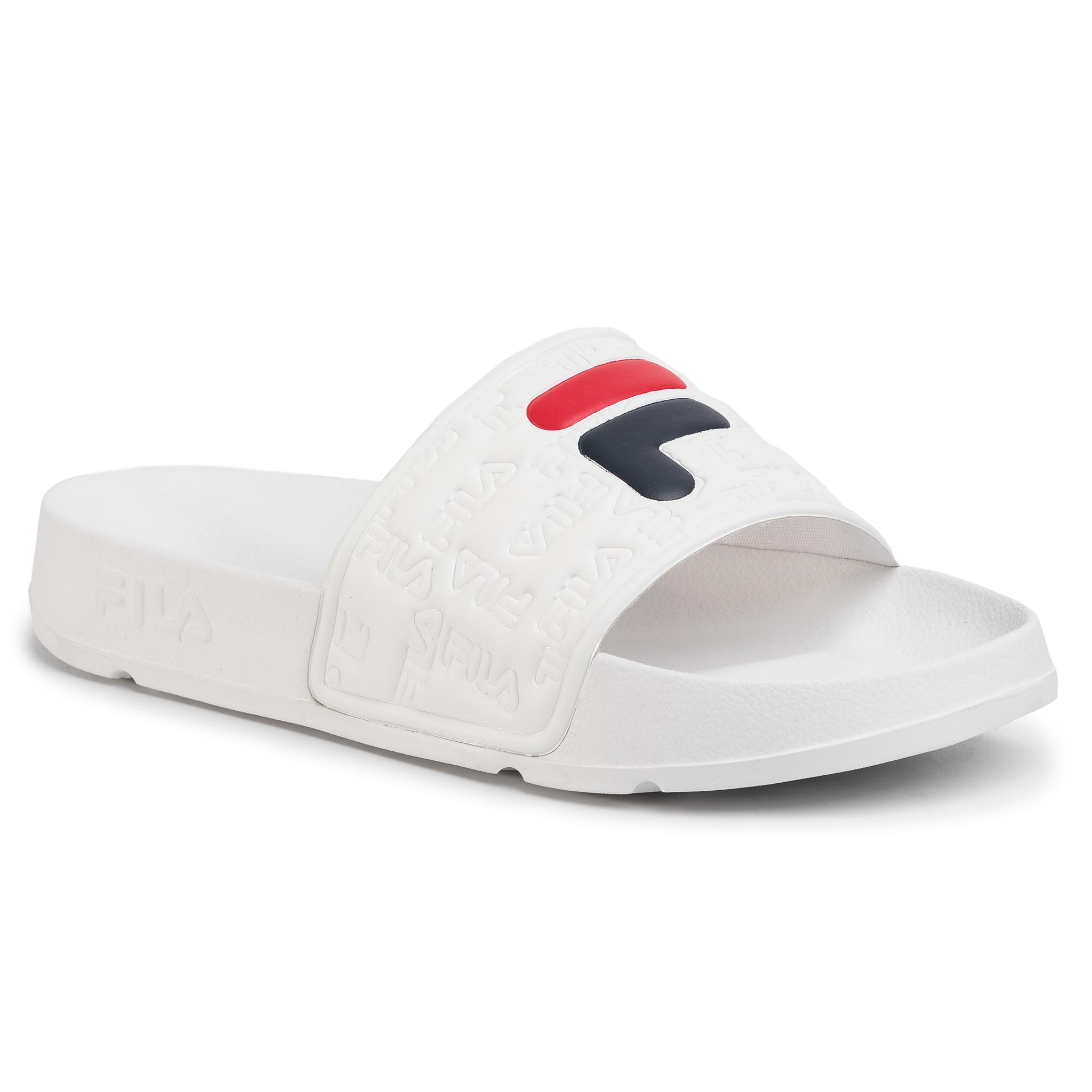 Šlepetės FILA - Boardwalk Slipper 2.0 Wmn 1010959.1FG White