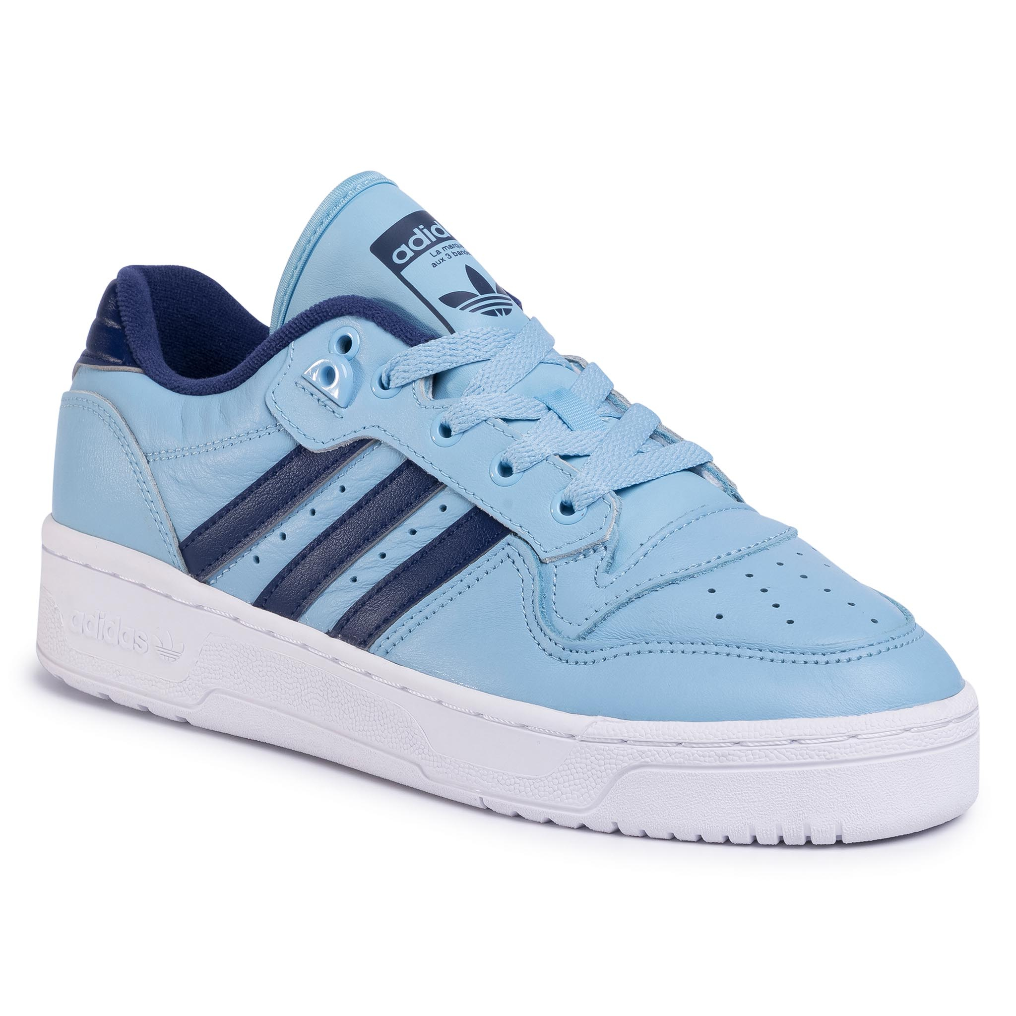 Batai adidas - Rivalry Low FV3349 Clblue/Dkblue/Ftwwht