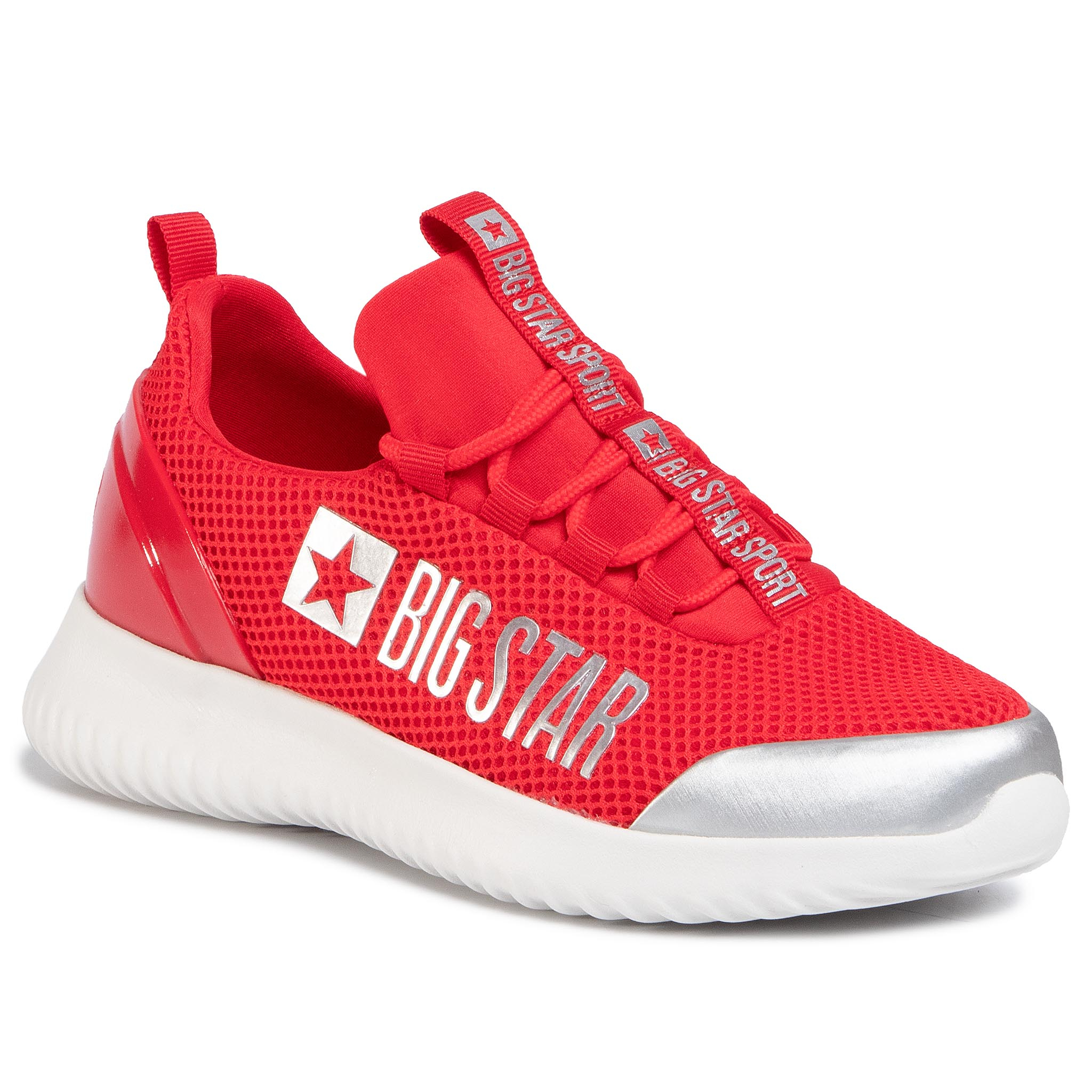 Sneakersy BIG STAR - FF274A412 Red