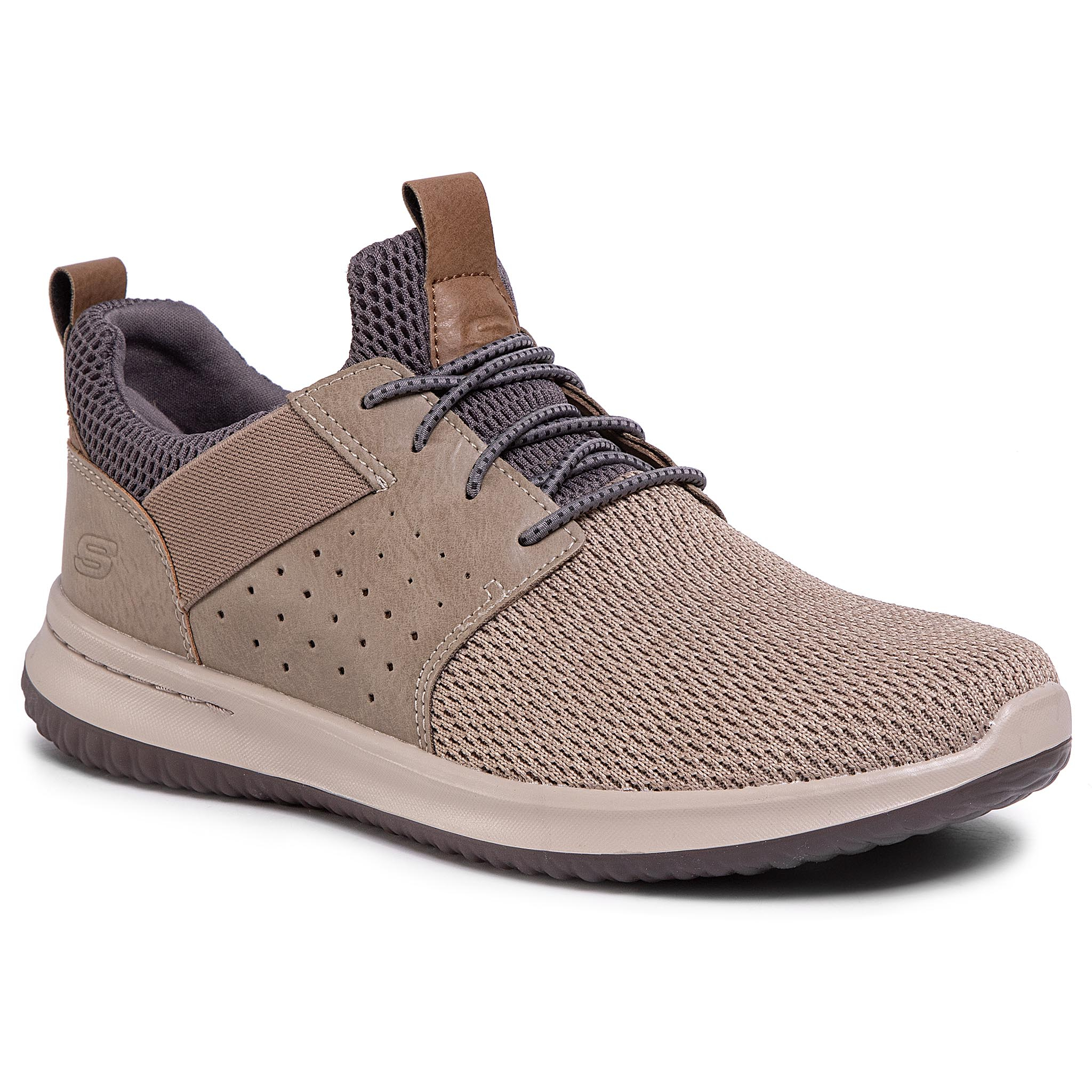 Batai SKECHERS - Delson 65474/TPE Taupe
