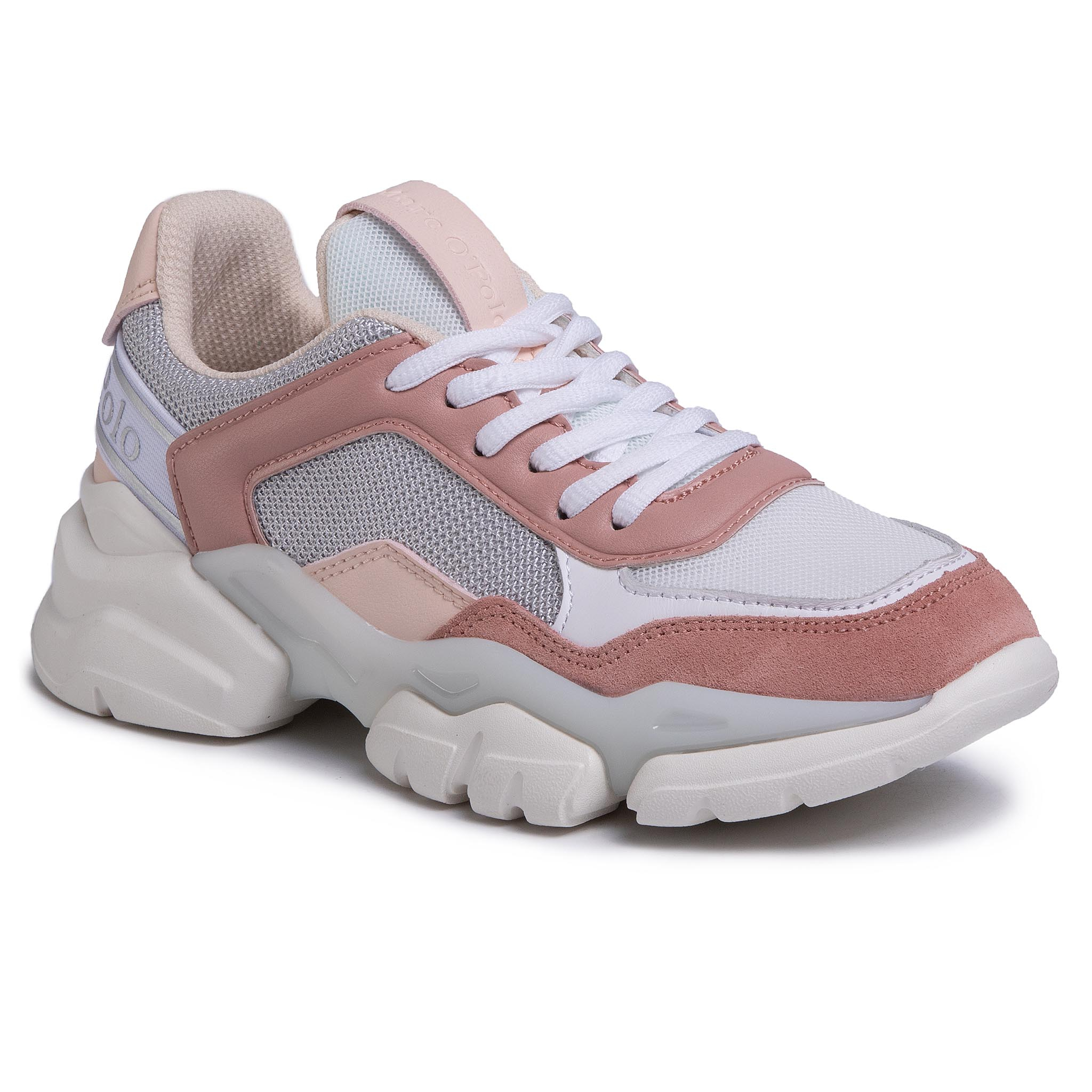 Sneakersy MARC O'POLO - 001 15503502 610  Rose Combi 308