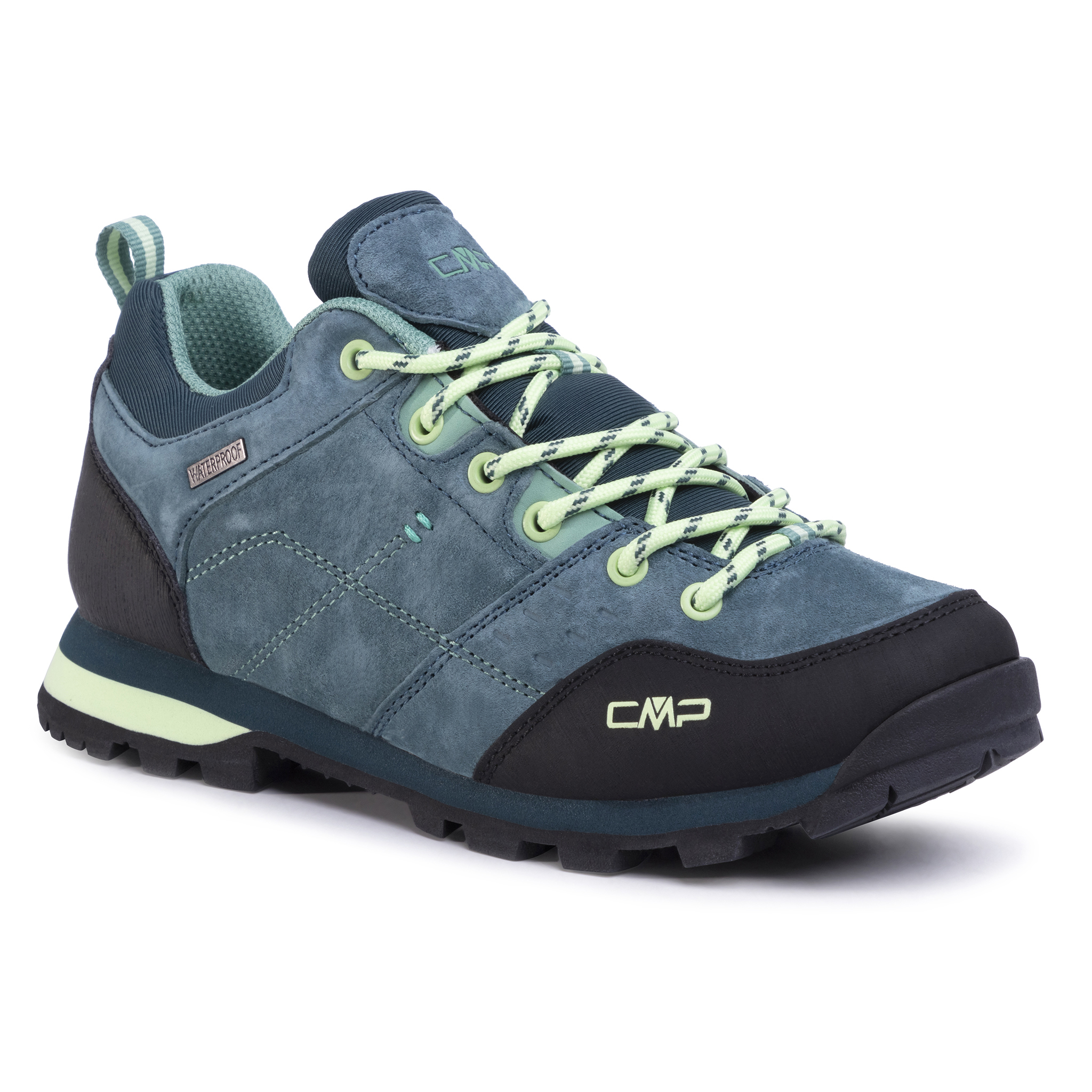 Turistiniai batai CMP - Alcor Low Wmn Trekking Shoes Wp 39Q4896 Petrol E905