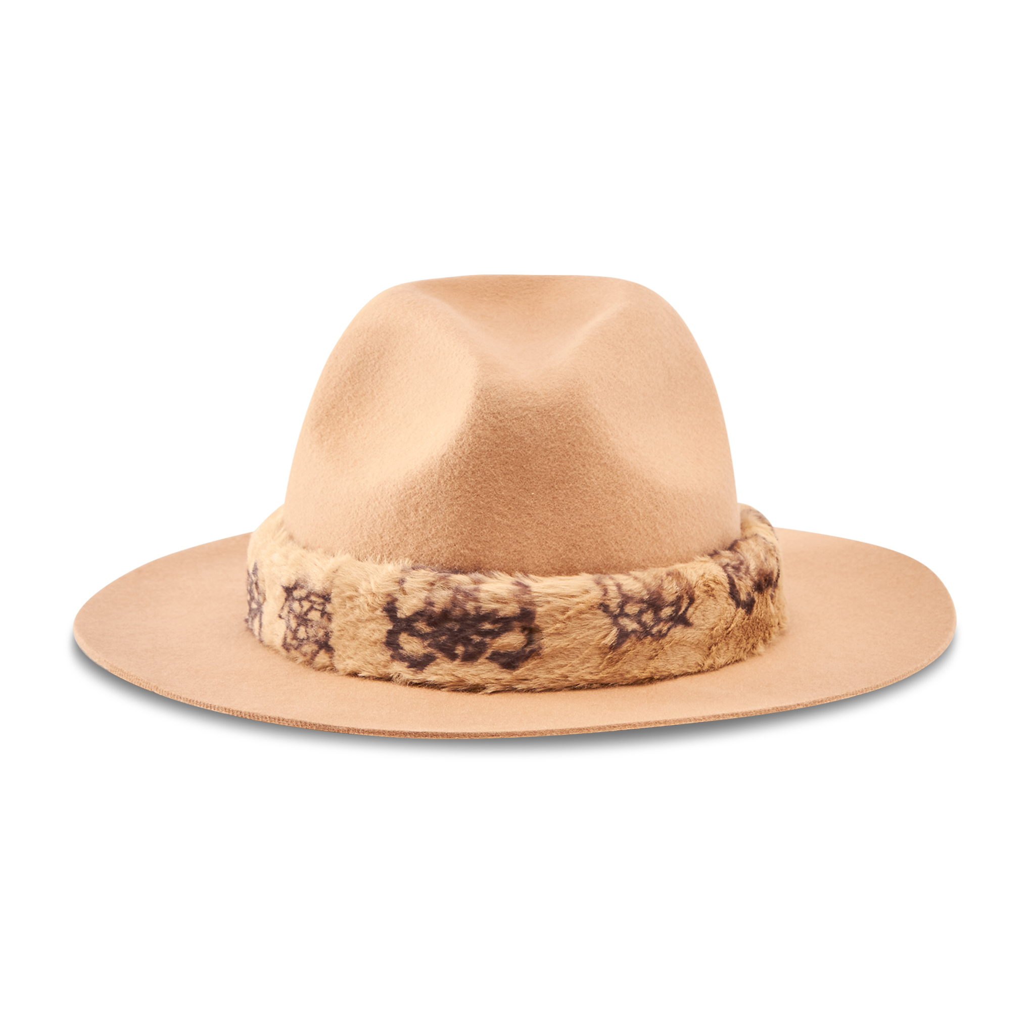 Skrybėlė GUESS - Not Coordinated Hats AW8539 WOL01 CAM