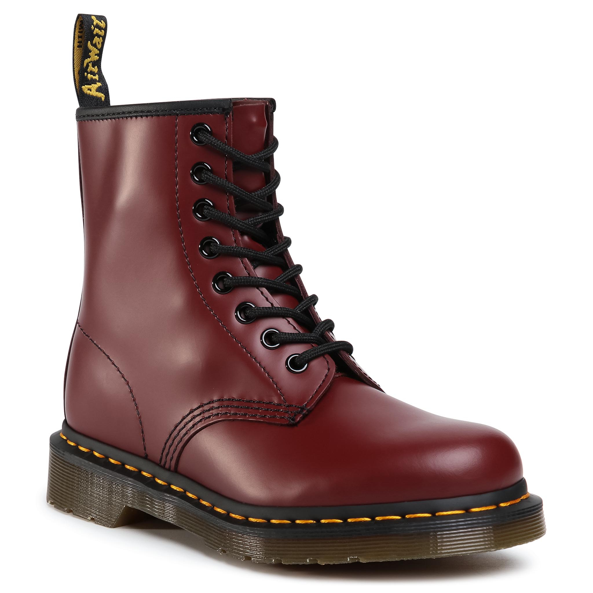 Kerzai DR. MARTENS - 1460 Smooth 11822600 Cherry Red