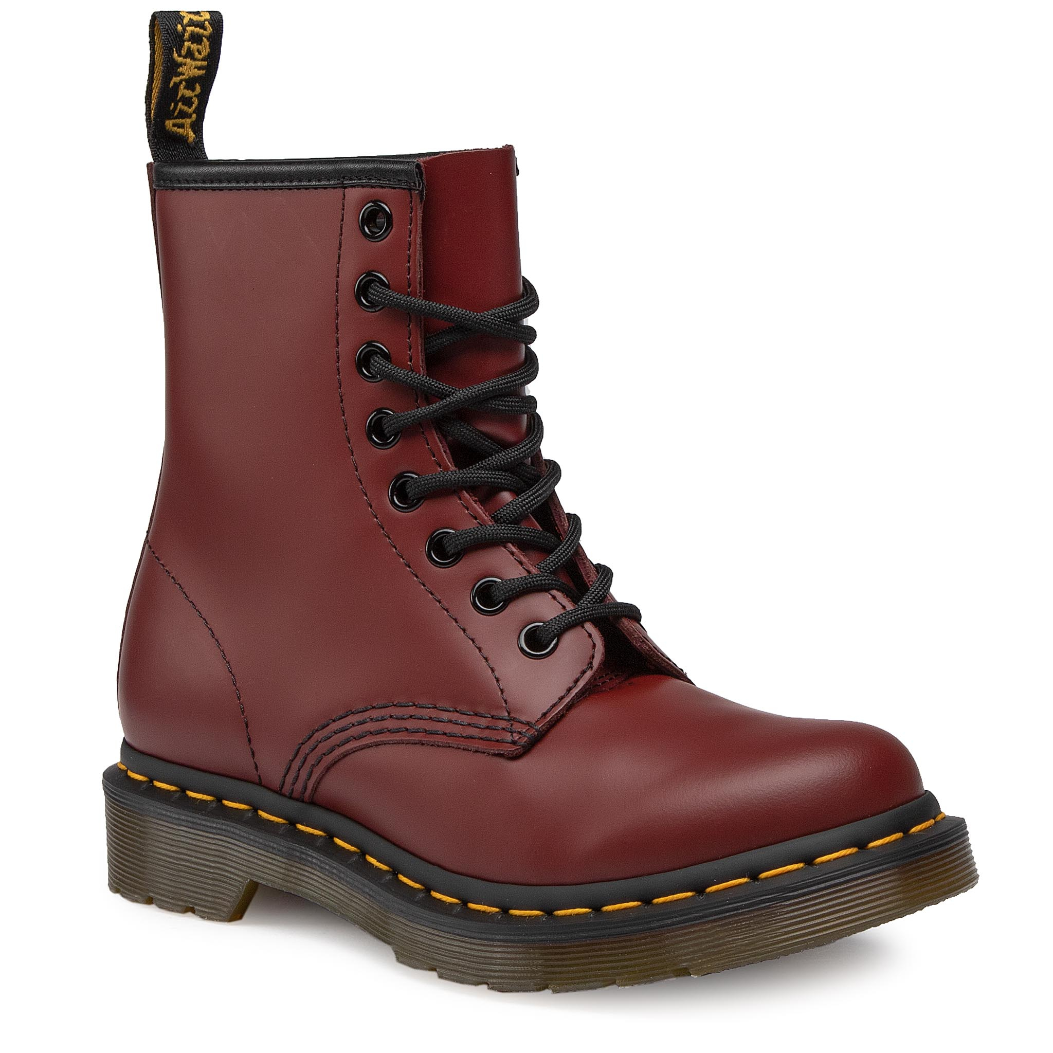 Kerzai DR. MARTENS - 1460 Smooth 11821600 Cherry Red