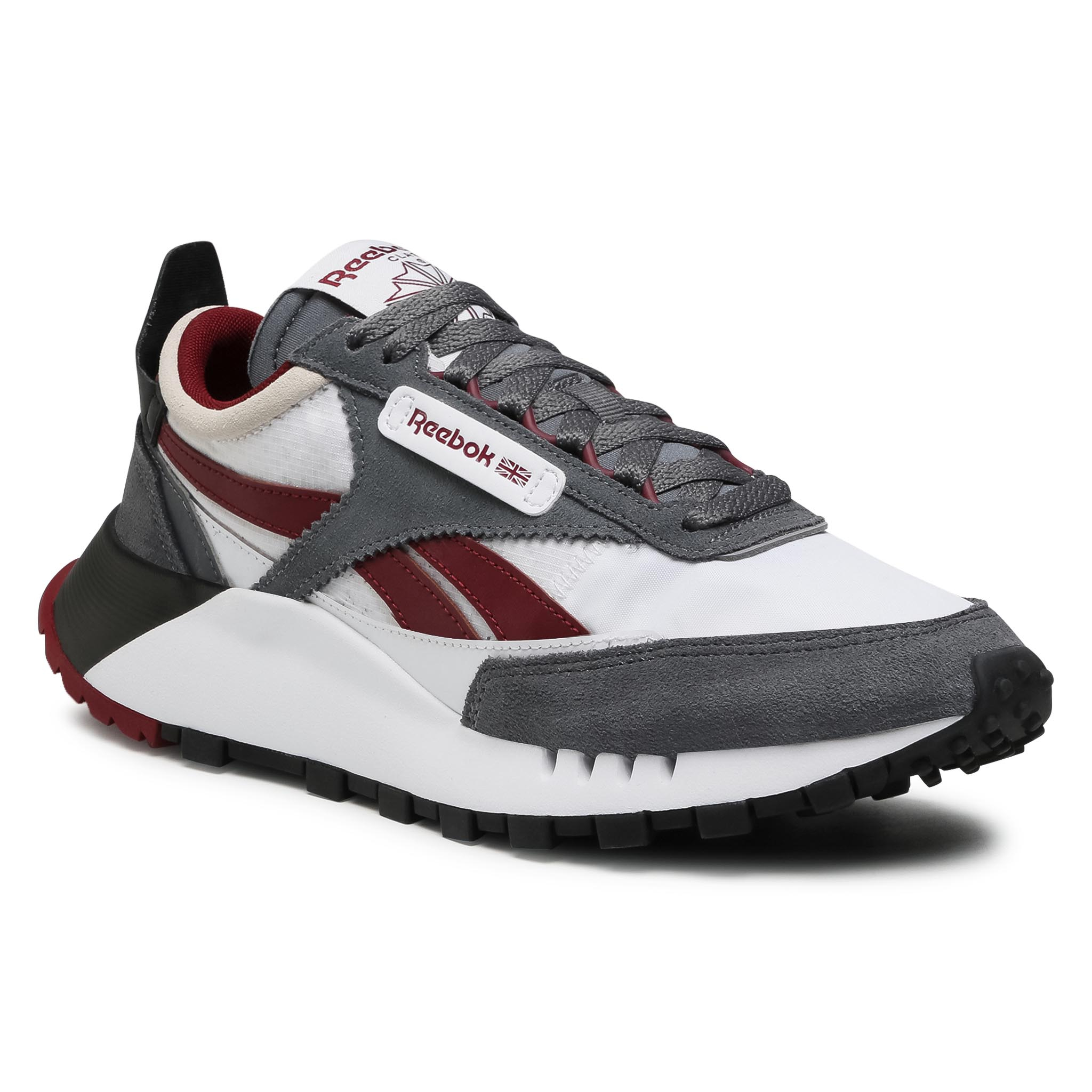 Batai Reebok - Cl Legacy FY7748 Cdgry6/Ftwwht/Msilve