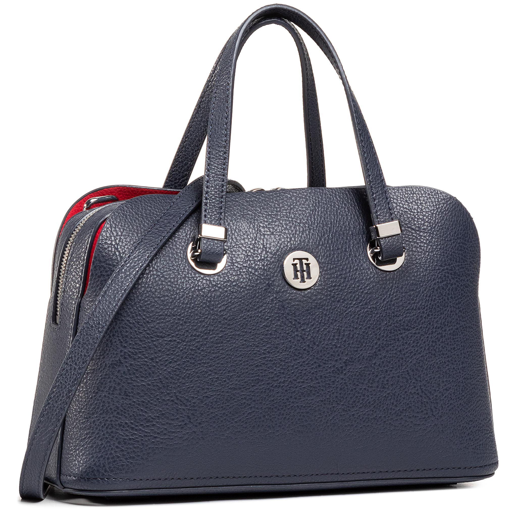Rankinė TOMMY HILFIGER - Th Core Med Satchel AW0AW08601 CJM