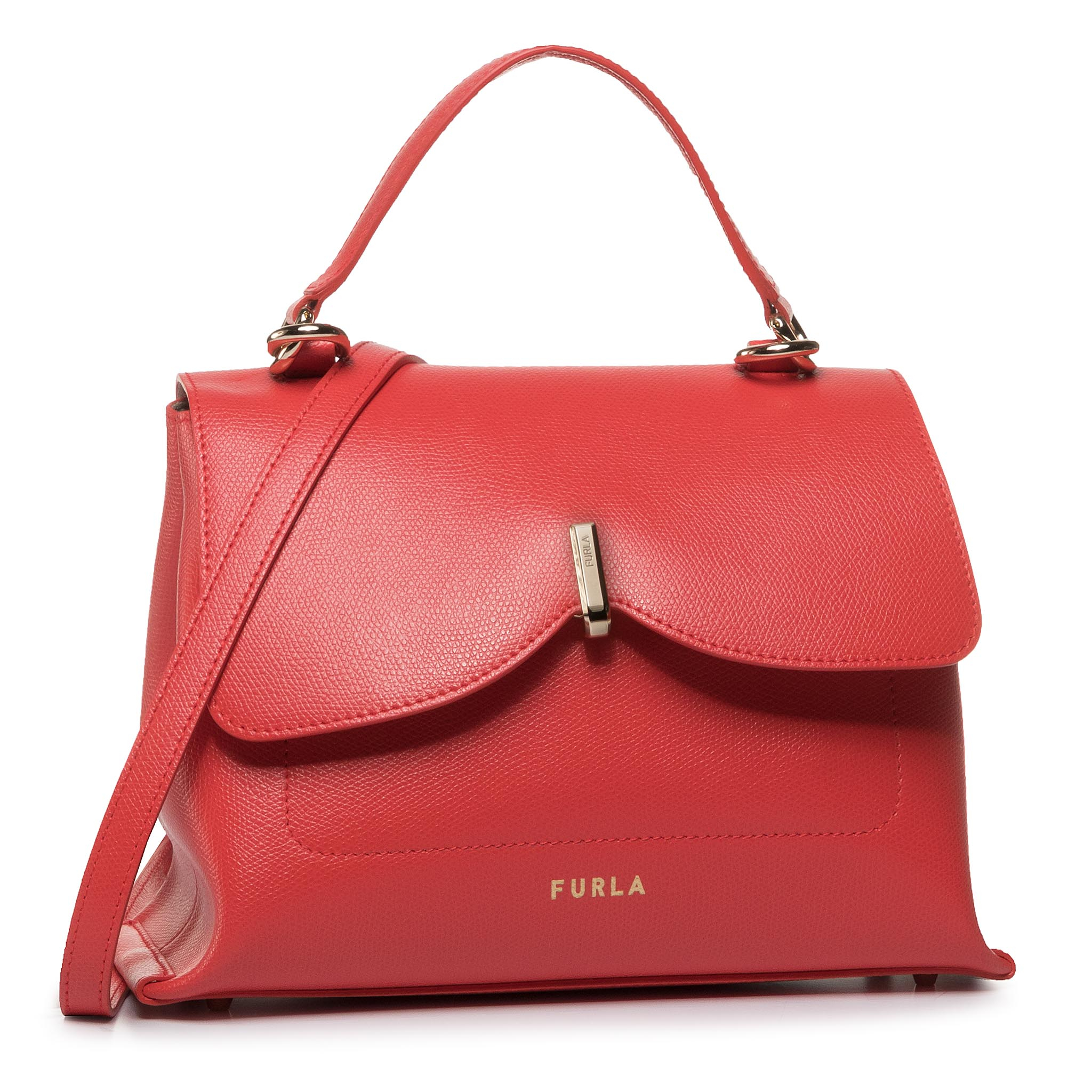 Torebka FURLA - Ribbon 1064060 B BAEZ ARE Fuoco h
