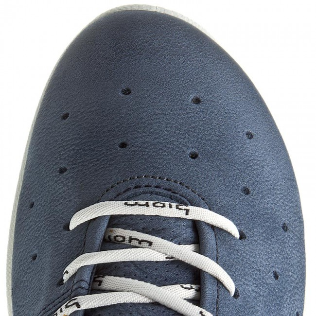 Półbuty ECCO Biom Lite 80200458530 Denim BlueDark Shadow