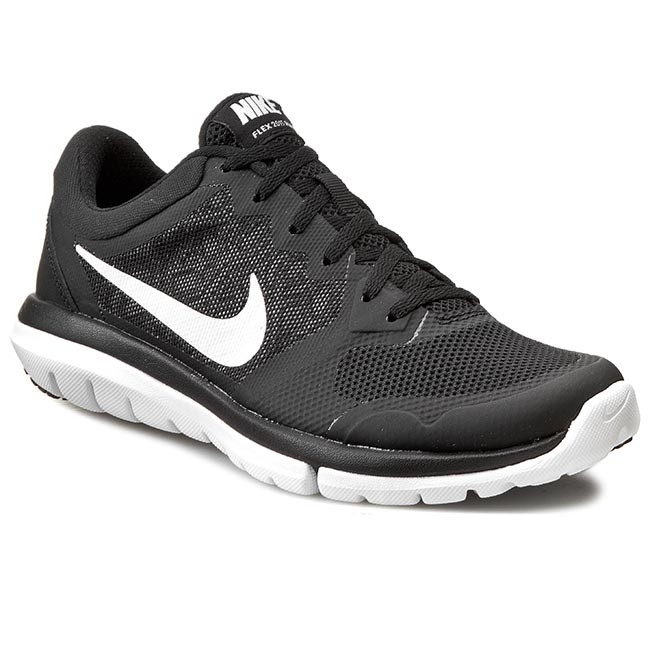 the latest a65b7 92806 Buty NIKE - Wmns Nike Flex 2015 Rn 709021 004 Black White