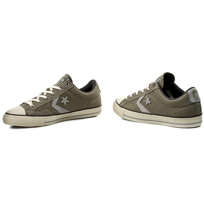 Trampki CONVERSE - Star Player Ox 147486C Surplus Gree - Trampki ... 17b0dea499