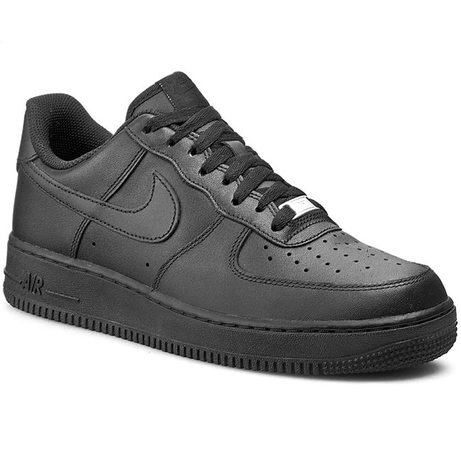 buty air force 1 czarne