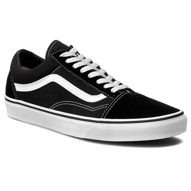 vans old school szare