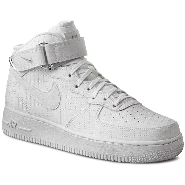 buy popular 7656d fc878 Buty NIKE - Air Force 1 Mid 07 LV8 804609 100 WhiteWhite