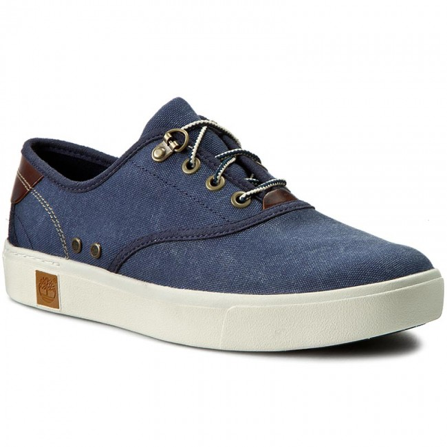Timberland Amherst Slip-on Oxford męskie