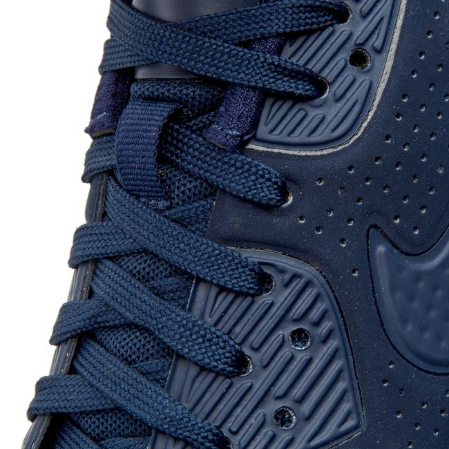 official photos b3be0 26100 Buty NIKE - Nike Air Max 90 Ultra Moire 819477 400 Midnight Navy Mid Navy