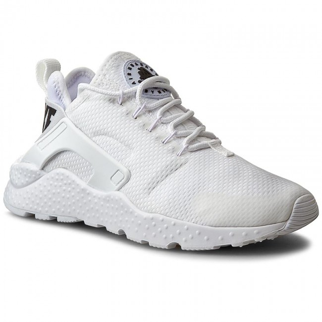 6bc7607e8480 Buty NIKE - W Air Huarache Run Ultra 819151 101 White White-Black ...