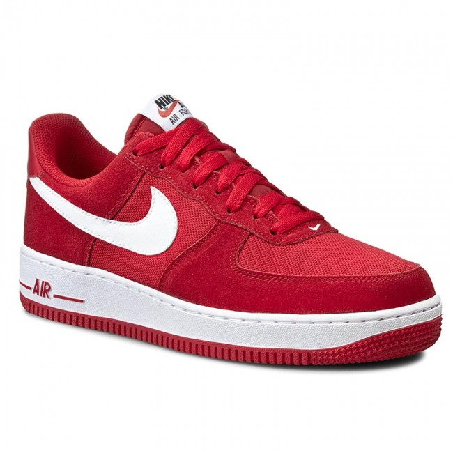 various colors fc25a 39ce1 Buty NIKE - Air Force 1 820266 601 Game RedWhite