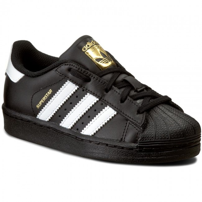 best loved 1ef32 58e9f Buty adidas - Superstar Foundation C BA8379 CblackFtwwhtCblack