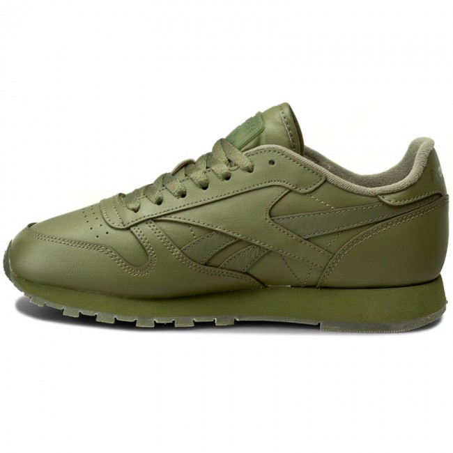 Reebok Classic Leather Solids Canopy Green