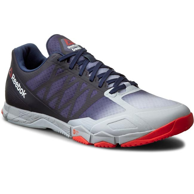 9ab282fab070d Buty Reebok - R Crossfit Speed Tr AR3199 Grey/Navy/Red - Fitness ...