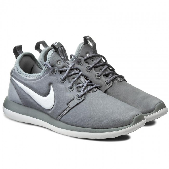 more photos b52ff 95e65 Buty NIKE - Roshe Two (Gs) 844653 004 Cool Grey/White/Wolf Grey - Sneakersy  - Półbuty - Damskie - eobuwie.pl