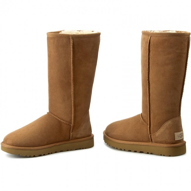 buty ugg classic tall opinie