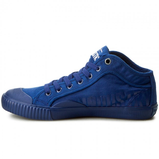 Trampki PEPE JEANS Industry Routes PMS30336 Blue 551
