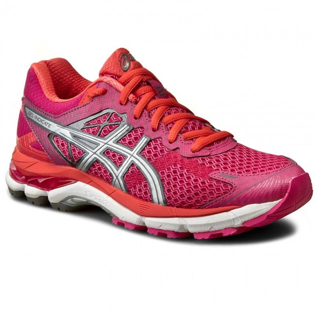 asics gt 2 bordowe