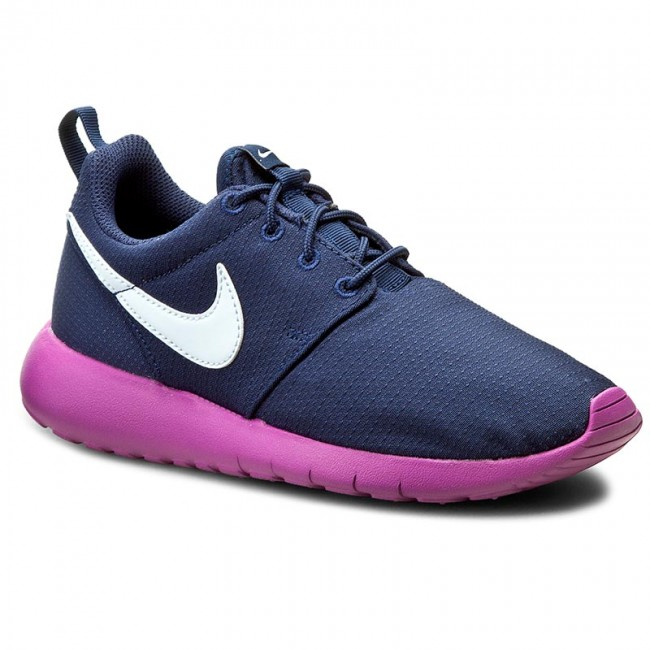 new concept 44acd 316ef Buty NIKE - Roshe One (GS) 599729 407 Midnight Navy/Blue Tint ...