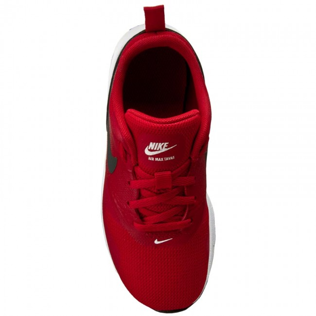Buty NIKE Air Max Tavas (PS) 844104 600 Gym RedAnthraciteWhiteBlack