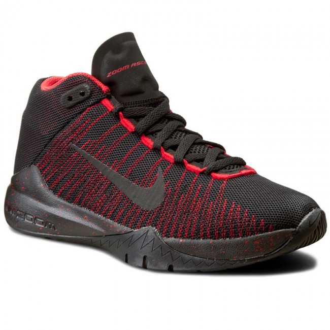 online store 567b9 441ed nike zoom ascention red black