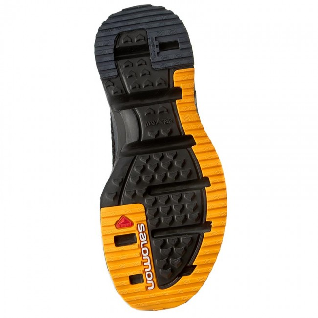 Salomon RX SLIDE 3.0 BlackBlackBright sportowe