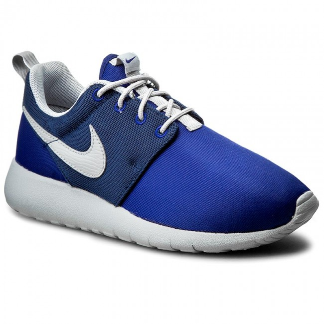 timeless design 4c260 c1e09 Buty NIKE - Roshe One (GS) 599728 410 Dp Royal BlueWlf Gry