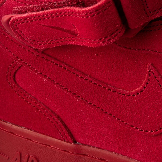Buty NIKE Air Force 1 Mid '07 315123 609 Gym RedGym Red